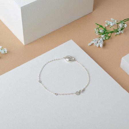 TheCanoShoe Concha Bracelet - Silver