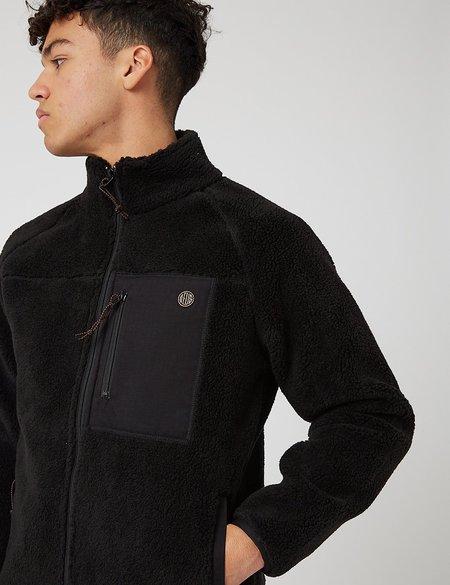 Deus Ex Machina Mackay Fleece Jacket - Black