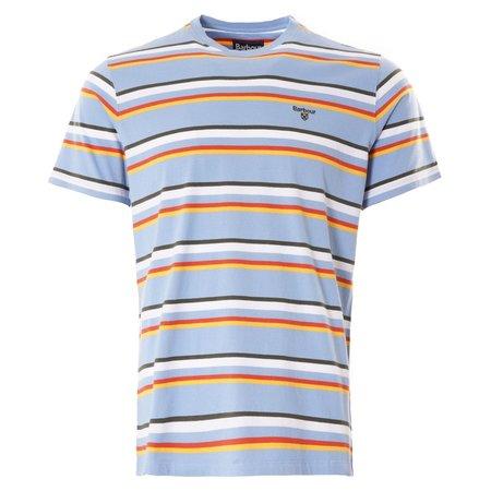 Barbour River T-shirt - Powder Blue