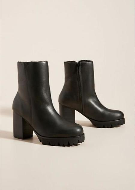 AoverA Percy Winter Boot - Black