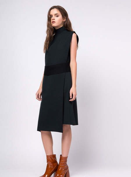 Series Noir Léa Dress