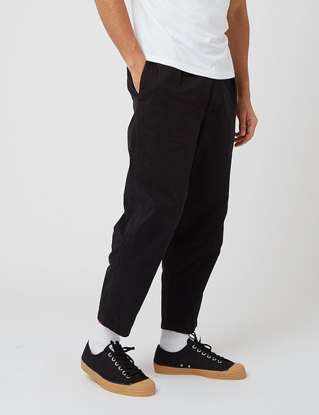 Barbour Twill Rugby Pant - Navy Blue