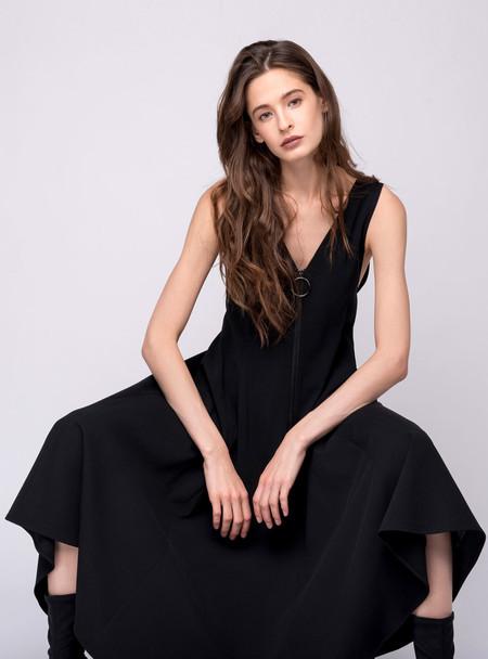 Series Noir Serena Dress - Black
