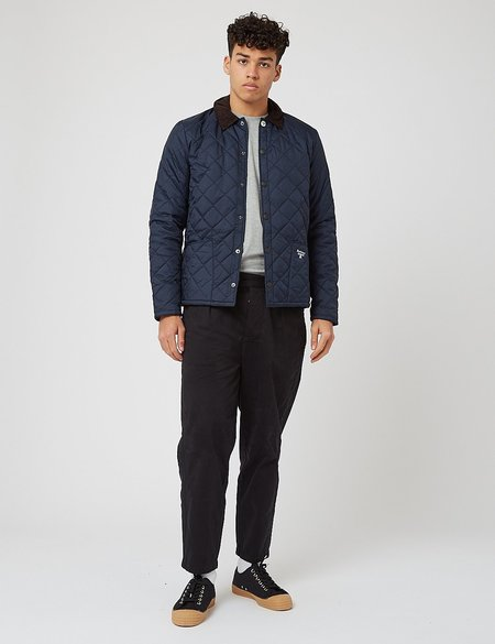 Barbour Beacon Starling Quil Jacket - Navy Blue