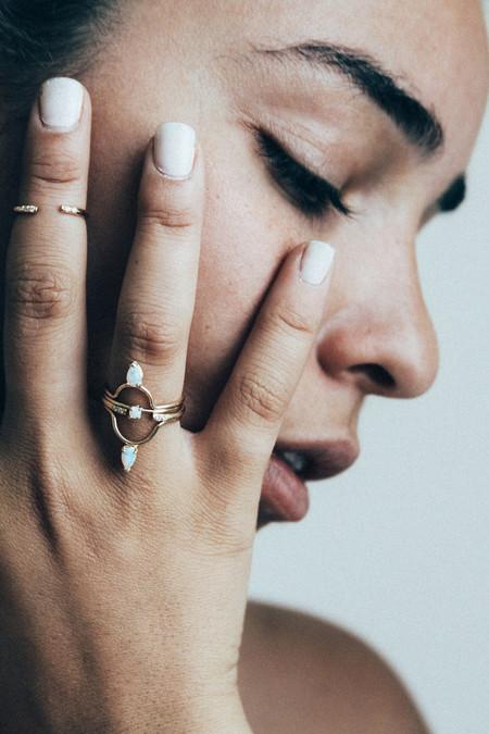 Amarilo Tristen Ring