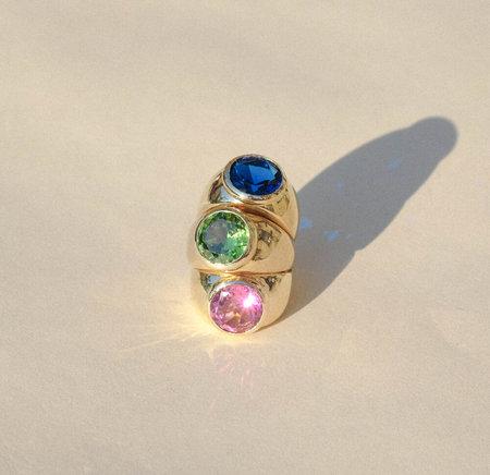 unisex Luiny Mondrian Rings