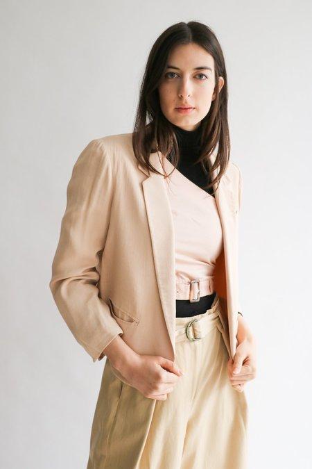 [pre-loved] Chloé Casual Blazer - Blush Pink