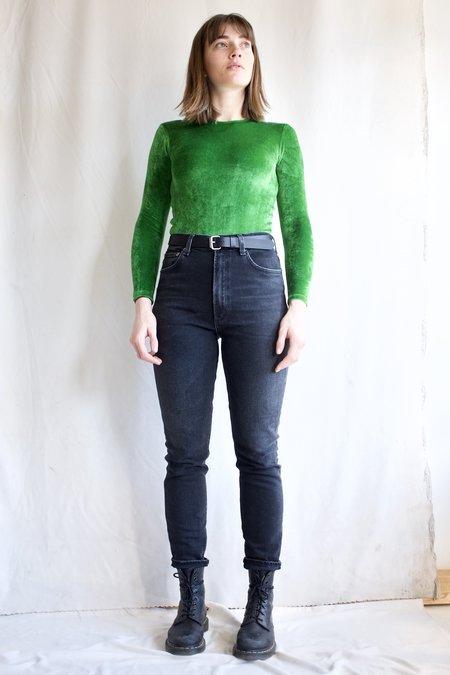 AGOLDE Pinch Waist Ultra High Rise Jean - Hotline