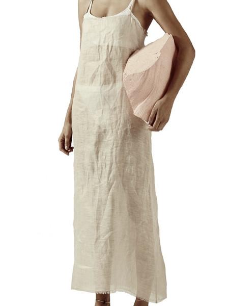 Collina Strada El Morro Long Linen Dress