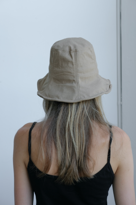 Wellington Factory Everyday Hat - Taupe