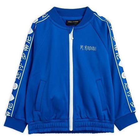 Kids Mini Rodini Rabbit Wct Jacket - Blue
