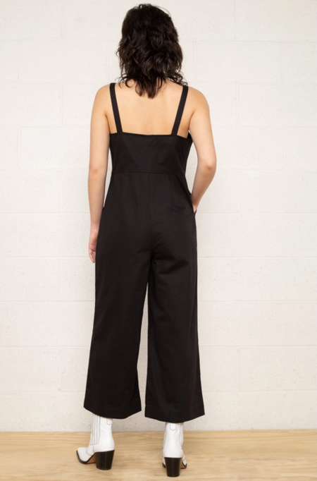No Less Than  Alex Jumpsuit - Denim
