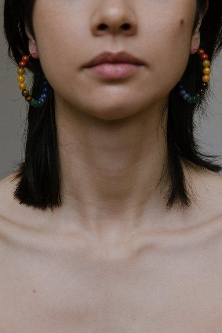 Vermeer Elliana earrings - Multi