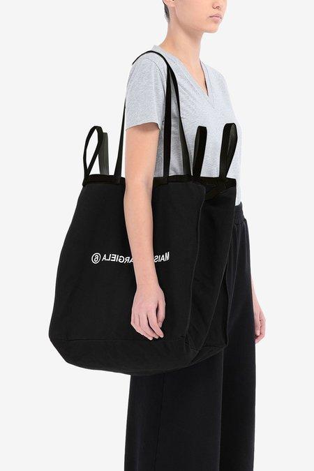 Maison Margiela 8 Handle Bag - black