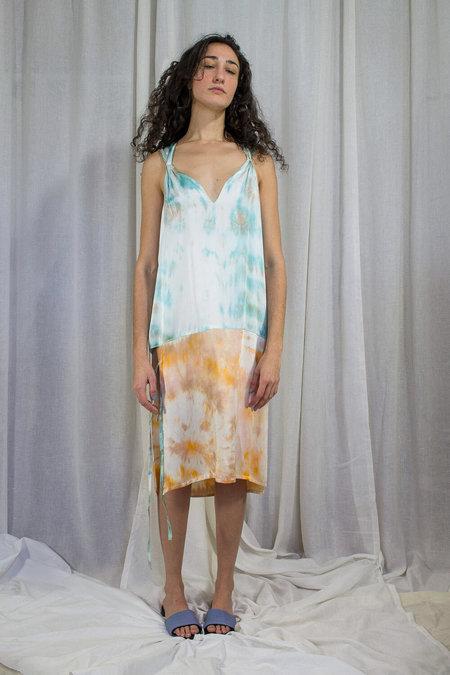 Kahle No.1 TANK DRESS - Multi