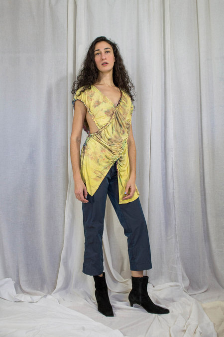 Kahle ARCHIVE INFINITY TANK - Yellow