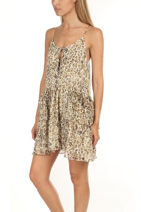 IRO Buzon Dress - Ecru