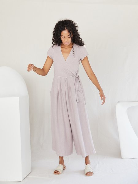 Sugar Candy Mountain The Angela Jumpsuit - Lavender