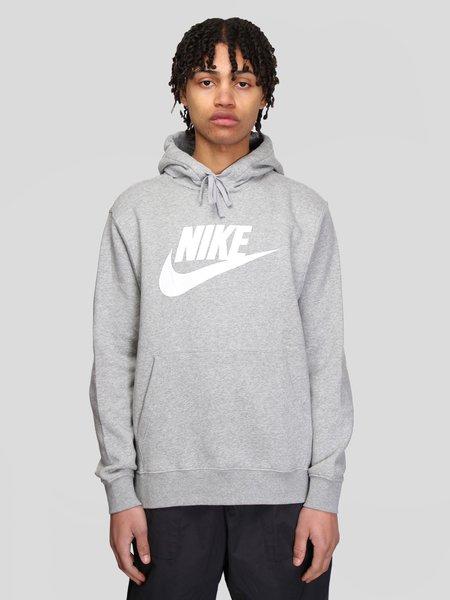Nike Club Fleece Hoodie - gray