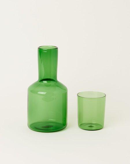 Maison Balzac Carafe Set - Green