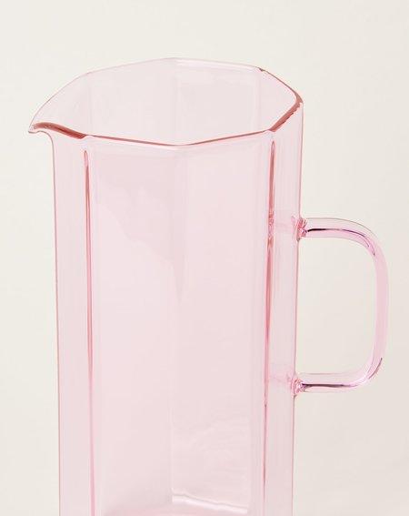 Maison Balzac Coucou Jug - Pink