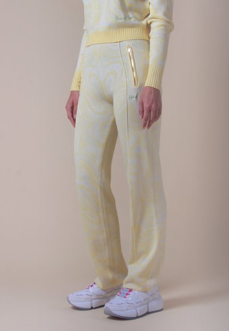 House of Sunny The Bay Pants - blonde