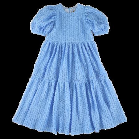 caroline bosmans long dress - blue
