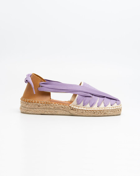 Naguisa Soc Espadrilles - Purple