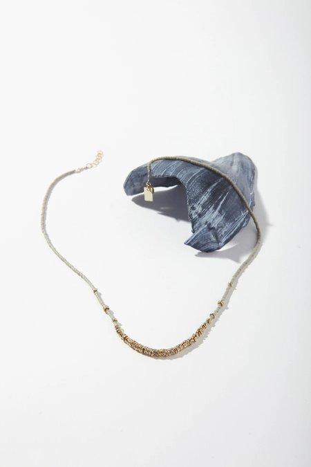ILD Storm Crystals Short Full Necklace - Storm