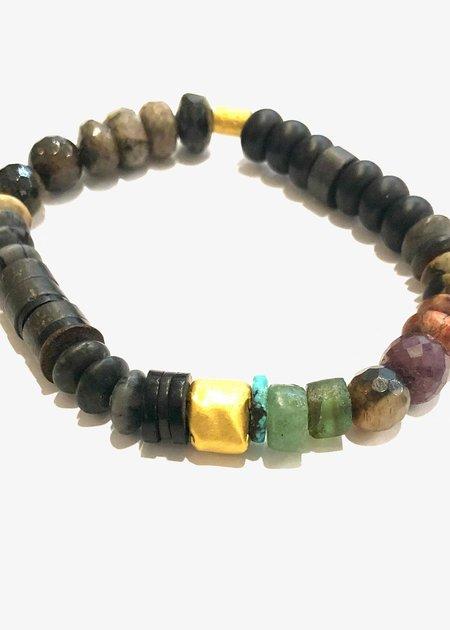Agas & Tamar Stone Bracelet