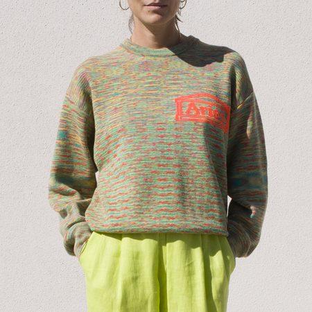 Aries Arise Magic Eye Temple Sweater