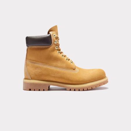 Timberland  Premium 6 inch Boot - Wheat Brown