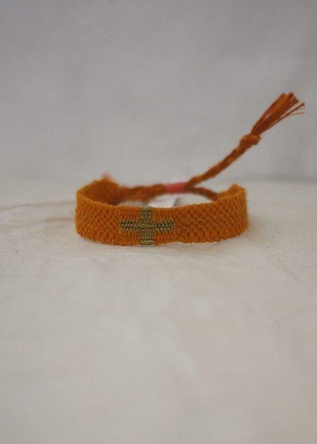 Myriam Balaÿ LOOM Bracelet