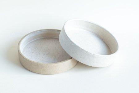 Studio S | K High Wall Medium Plate - Almond