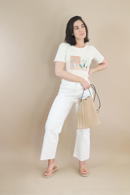 Nice Things Paloma Still Life T-shirt - White