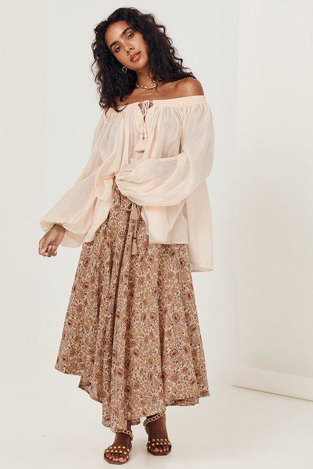 SPELL & THE GYPSY COLLECTIVE Sundown Kerchief Skirt - Spice
