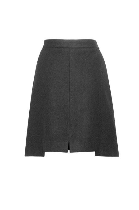 hello'ben Mini Wool Skirt - Black