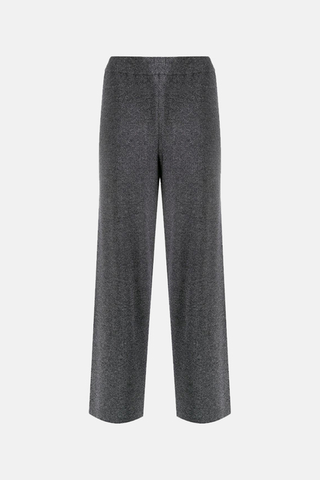 Nanushka Keira Knit Trouser - Graphite