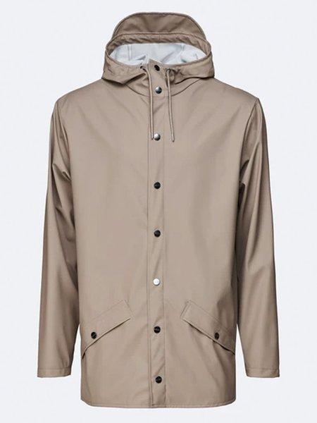 Unisex Rains Jacket - Taupe