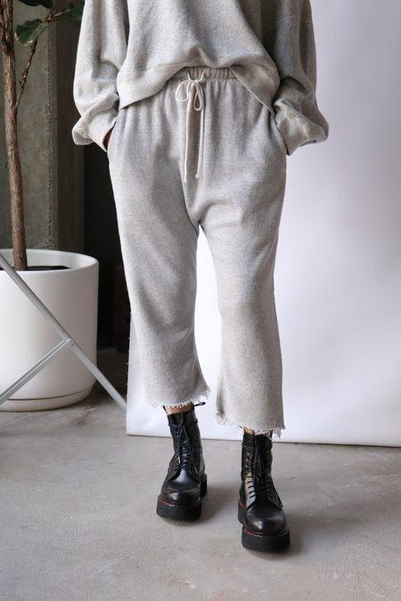 R13 Field Sweatpant - Heather Grey
