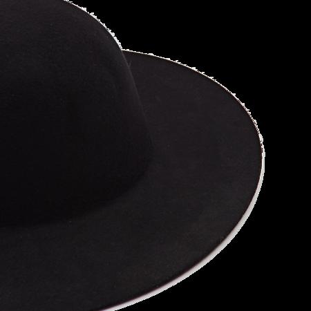 Westerlind Felt Hat - Black