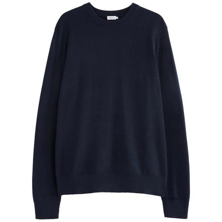 Filippa K Cotton Merino Sweater - Navy