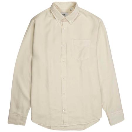 NN07 Levon Shirt - Vanilla