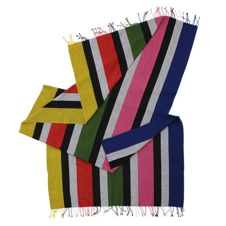 DITTOHOUSE Throw Blanket - Stripe