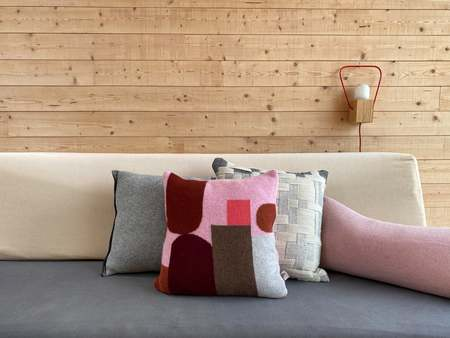 Donna Wilson Hue Cushion - Pink