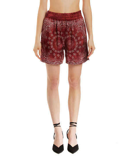 Golden Goose Shorts with Print