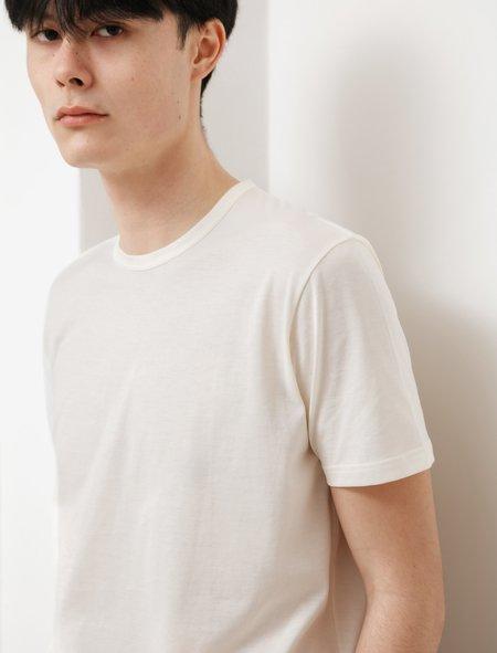 Sunspel Classic Crew T-Shirt - Archive White