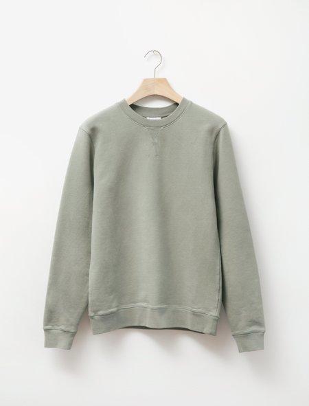 Sunspel Sweatshirt - Light Khaki