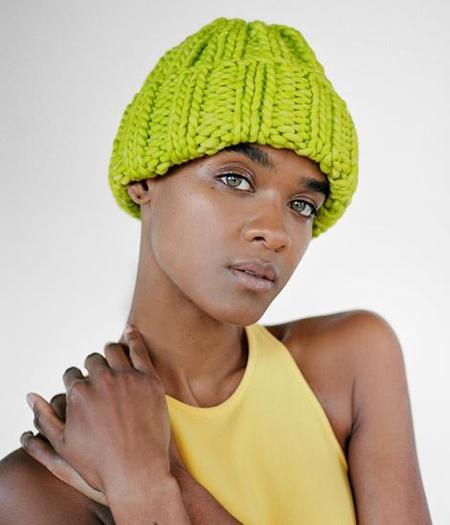 Clyde Fold Hat - Green