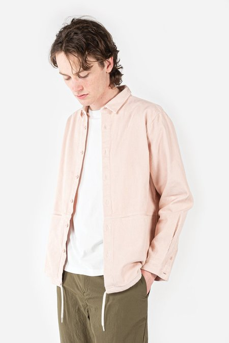 Kestin Armadale Shirt Jacket - Dusty Pink